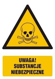 niebezpieczne produkty